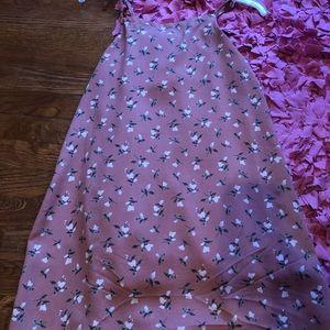 Sherman girls spring dress